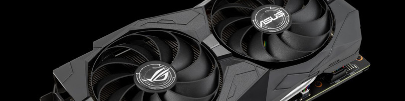 ASUS ROG STRIX GeForce GTX 1650 SUPER O4G GAMING