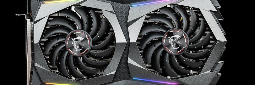 MSI GeForce GTX 1660 SUPER GAMING X Banner