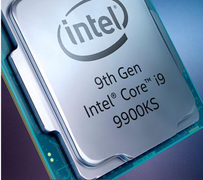 Intel Core i9 9900KS CPU Image