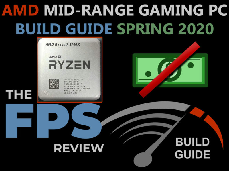 AMD Mid-Range Build Guide Featured Image