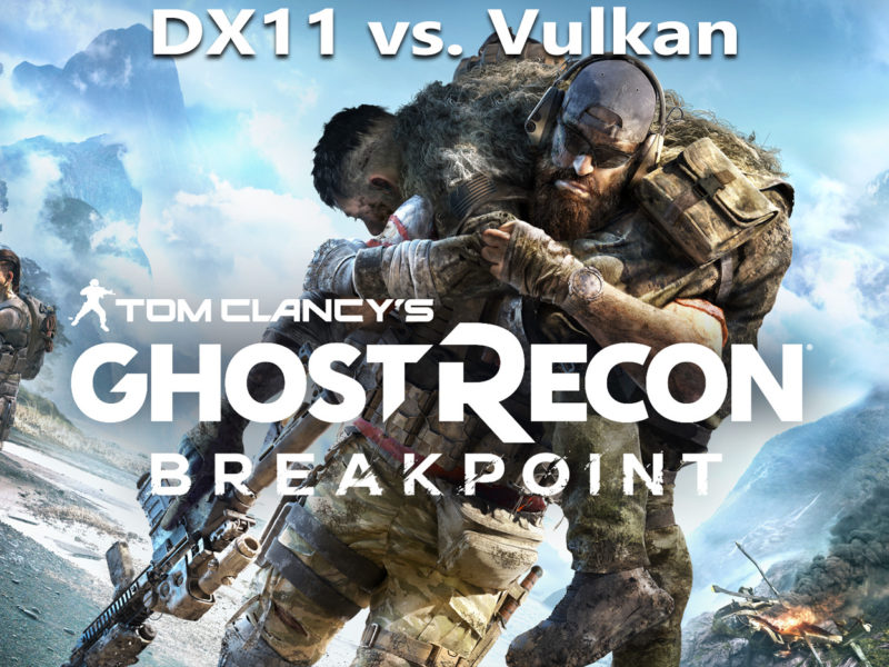 Ghost Recon Breakpoint DX11 vs Vulkan Performance Featured Image