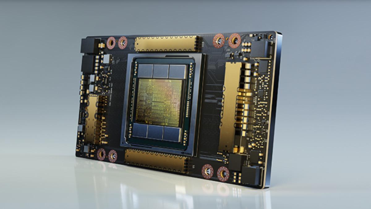 NVIDIA A100 Tensor Core GPU
