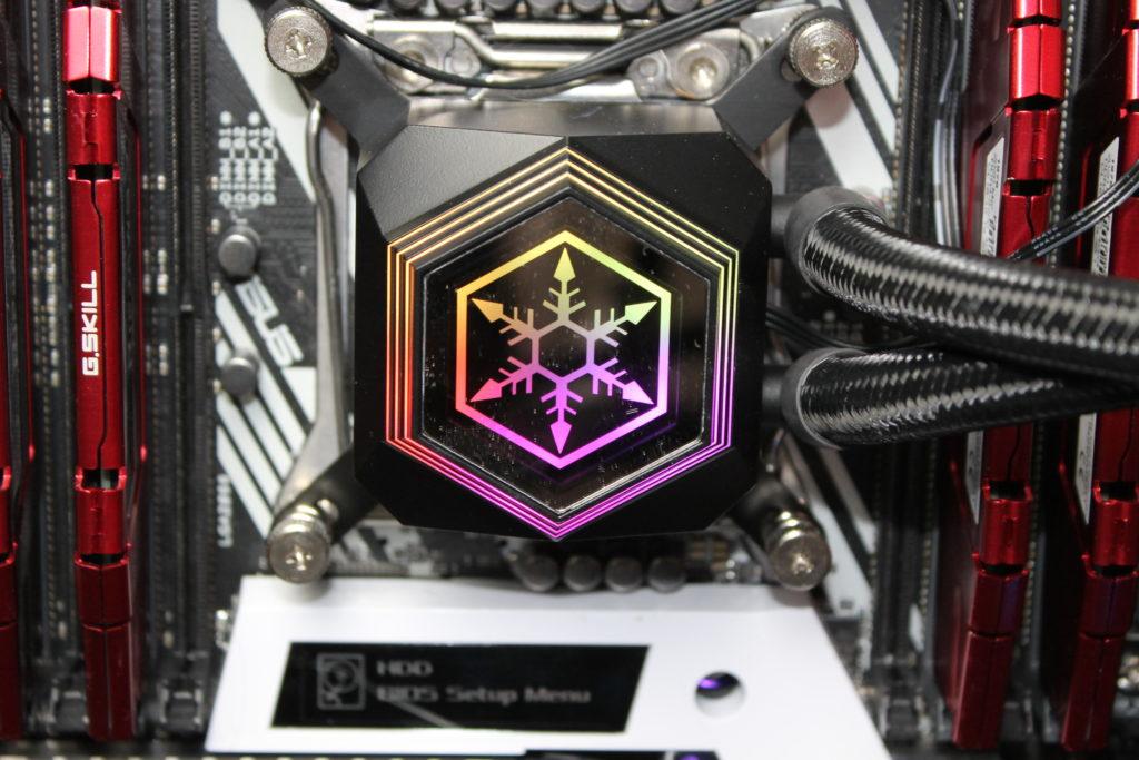 SilverStone PF360-ARGB AIO Cooler RGB