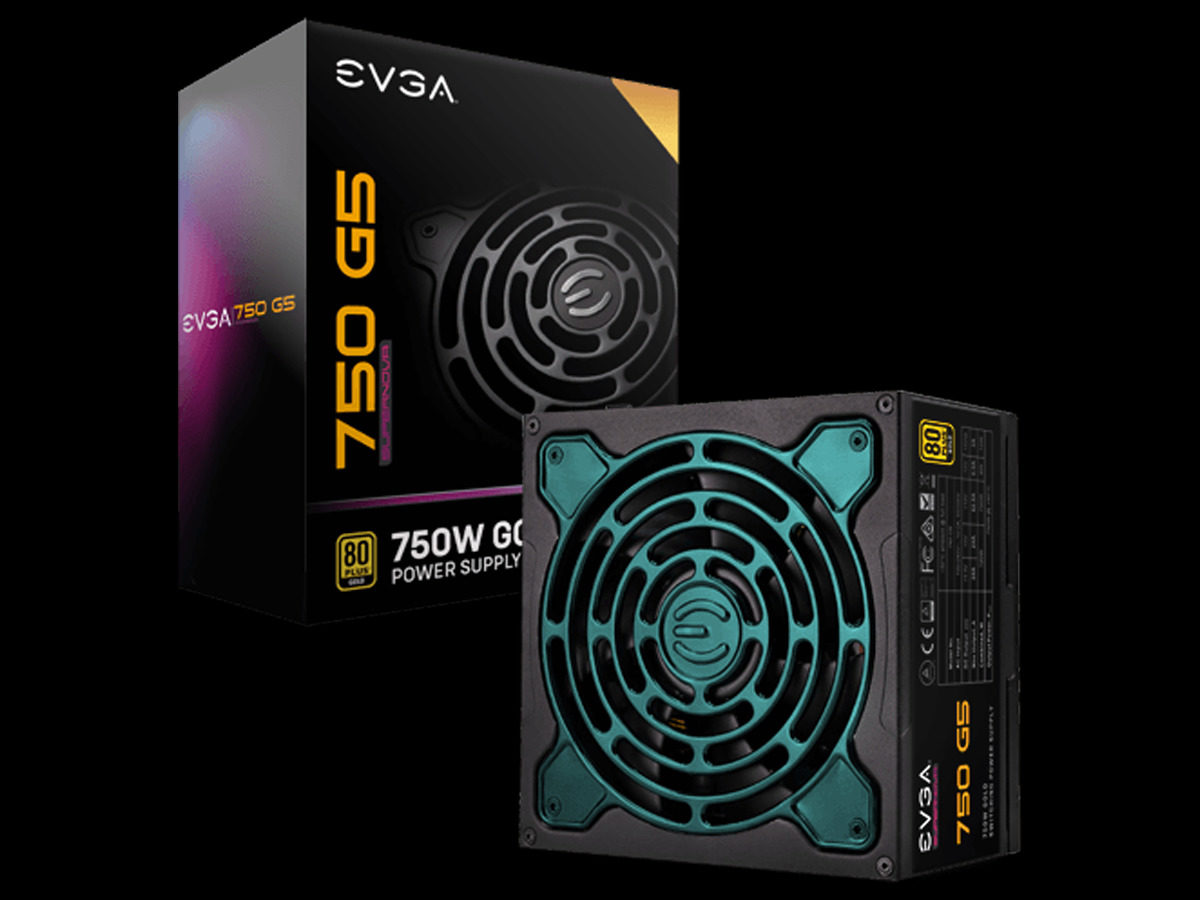 EVGA SuperNOVA 750 G5 750W Power Supply Featured Image