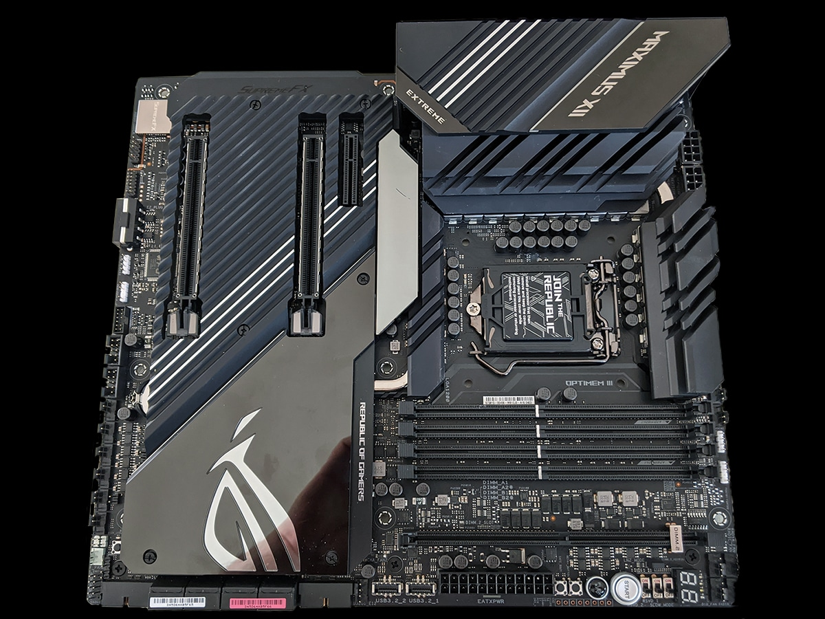 ASUS ROG MAXIMUS XII EXTREME Motherboard Review Featured Image