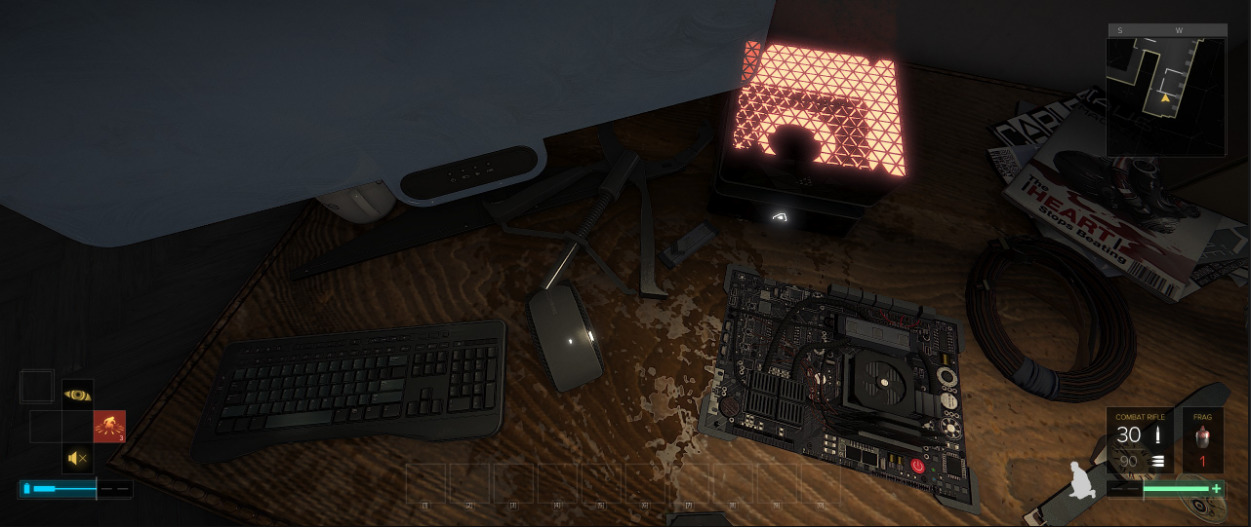 Amd Reviving Project Quantum Its Prototype Radeon Gaming Pc The Fps Review