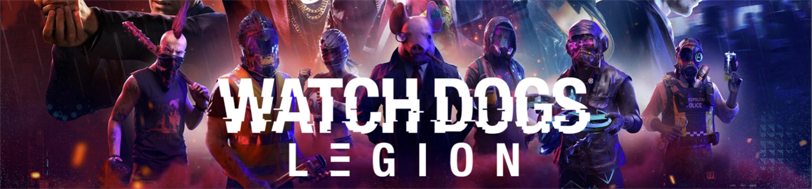Watch Dogs Legion Logo