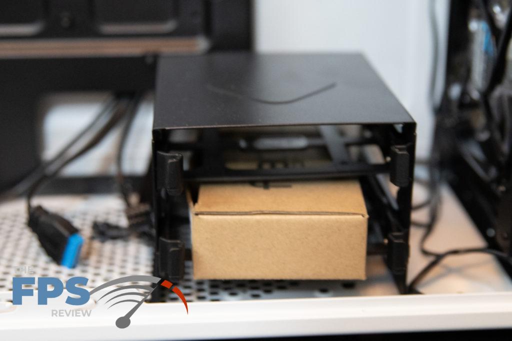 """Fractal Design Focus G 3.5"""" drive bay rack"""