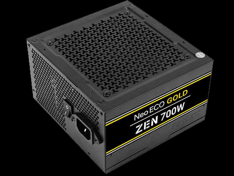 Neo ECO GOLD ZEN 700W Power Supply Featured Image