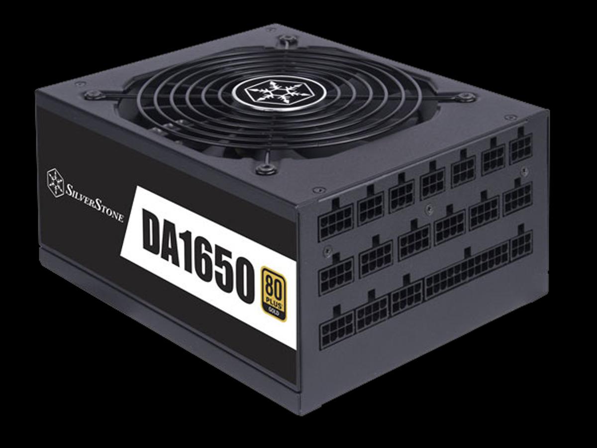 SilverStone DA1650 1650W Power Supply Featured Image