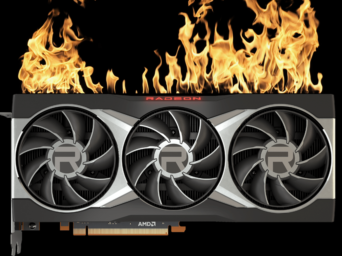 AMD Radeon RX 6800 XT Overclocking Featured Image
