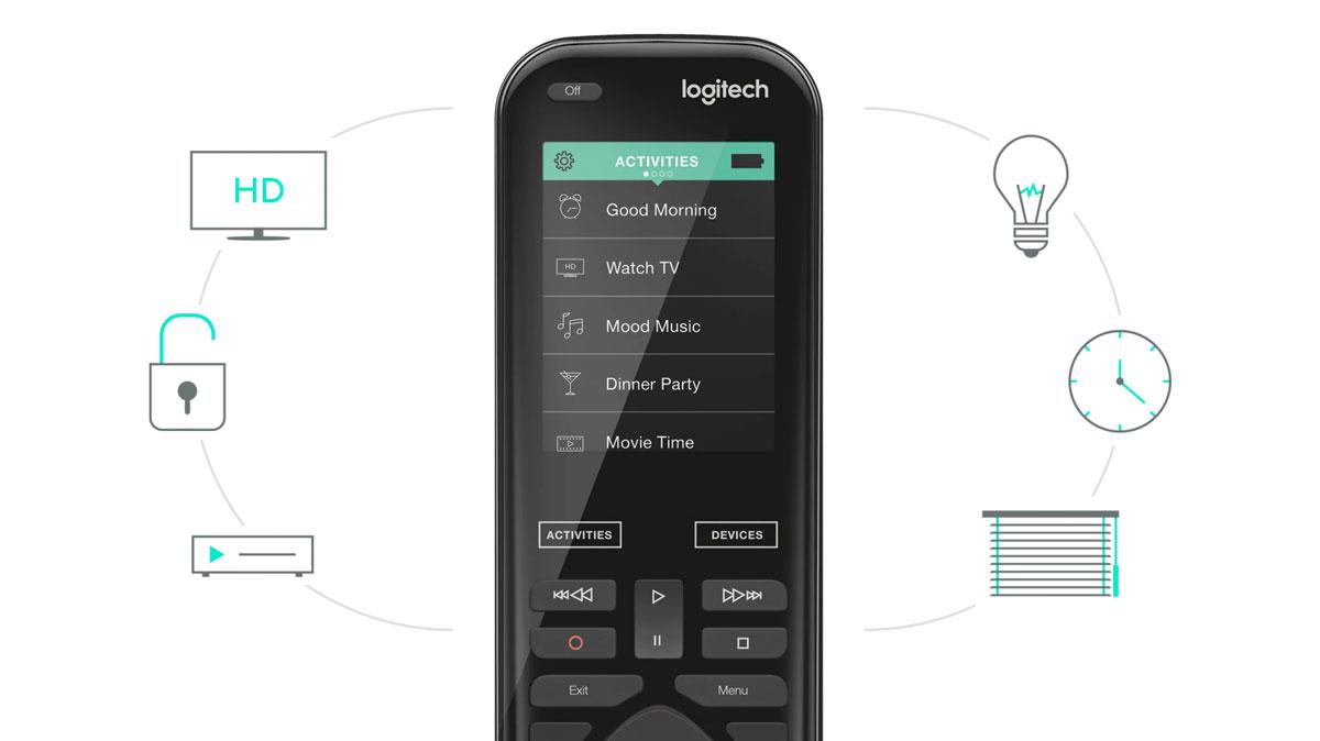 Logitech Kills Harmony Universal Remote Business